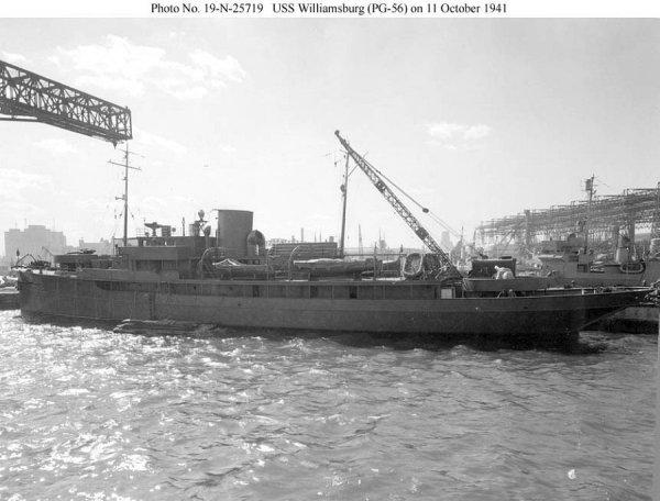 Williamsburg GunBoat